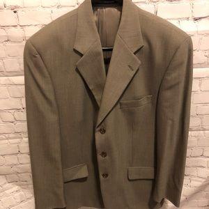 Mens 2 piece suit Beaverbrook size 42R 36